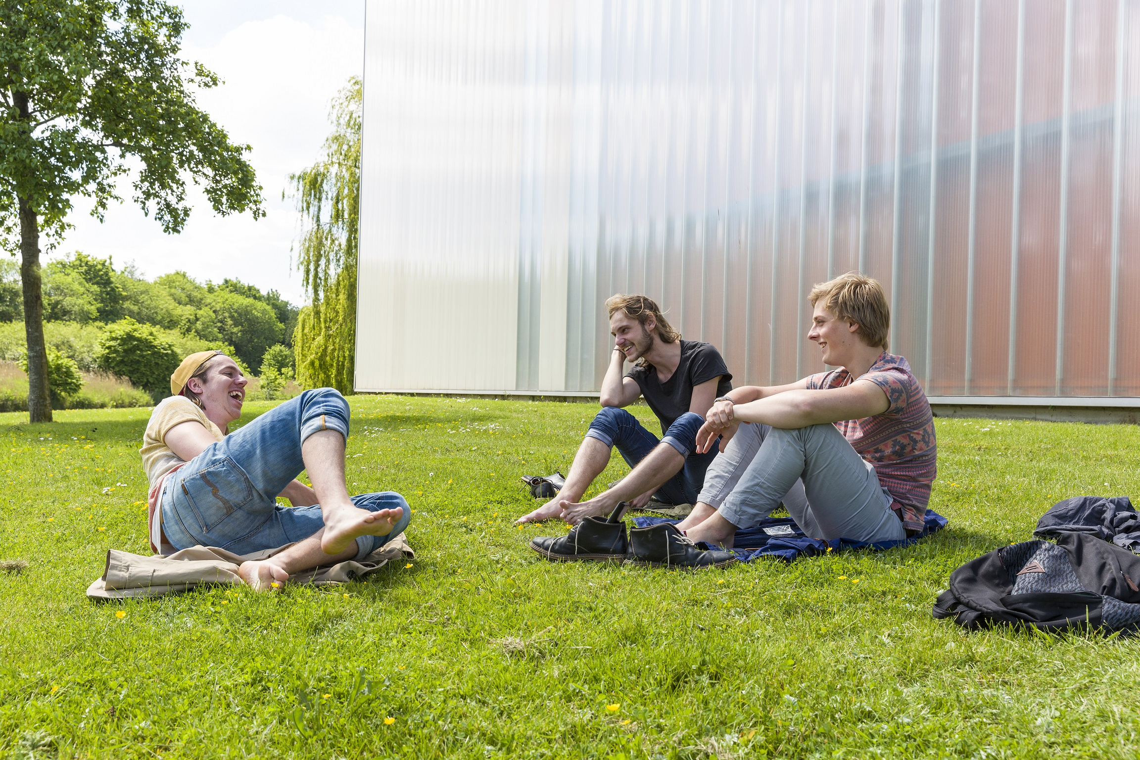nieuwe website zernike campus